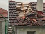Olujni vjetar pogodio Banja Luku