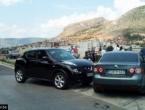 Nakon lakše prometne u Mostaru, vozač se spotaknuo i smrtno stradao