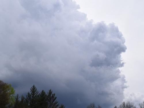U BiH do ponedjeljka oblačno s kišom, pljuskovima i grmljavinom