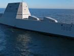 Ratna tvrđava: Zaplovio divovski američki razarač vrijedan 4,5 mlrd. dolara