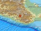 Silovit potres zatresao Meksiko
