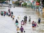 U poplavama na Šri Lanki poginula 101 osoba