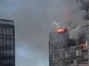 Zapalila se zgrada Svjetskog trgovačkog centra
