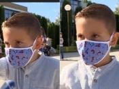VIDEO| Prvašić iz Sarajeva očitao lekciju novinarki: ''Stavi masku, ne želim se zaraziti'''