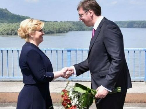 Kolinda odgovorila Vučiću