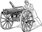 Zašto je liječnik izumio mitraljez?