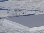 NASA objavila fotografiju savršeno pravokutnog ledenjaka