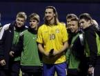 Ibrahimović: Oduševljen sam reakcijom publike; Izbornik Švedske: Očekivao sam težeg suparnika...
