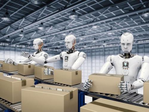U trgovine stižu tisuće robota koji će istovarati robu i čistiti podove