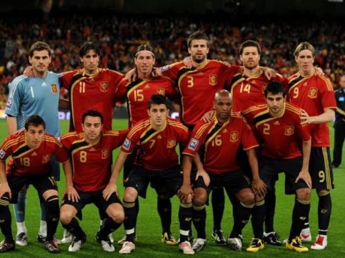 Španjolska prvi favorit na EP