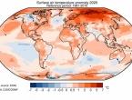 2020. – najtoplija godina u Europi ikad