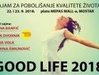 2. Sajam za poboljšanje kvalitete života Good life u Mostaru