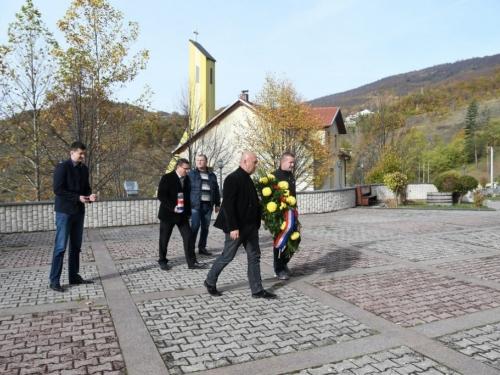 Ministar branitelja Oliver Soldo posjetio Uzdol