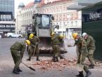 Hrvatka vojska priskočila u pomoć: Krenulo raščišćavanje centra Zagreba
