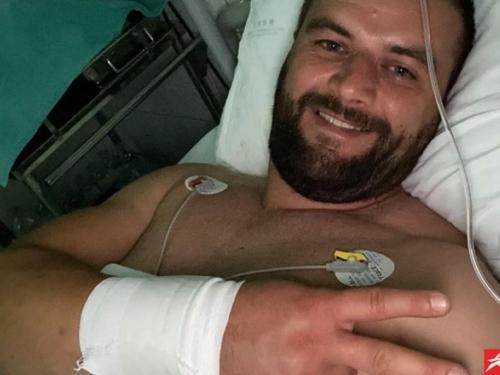 Šoše o smiješnom iskustvu u SKB Mostar: Brate oprosti, moram te malo jače stegnuti…