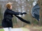 Udari vjetra: Narančasto upozorenje za vikend