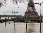 Pariz se sprema za poplavu, razina vode prijeti gradu