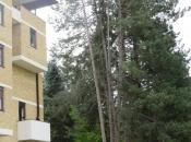 Uređuje se samostansko dvorište na Šćitu