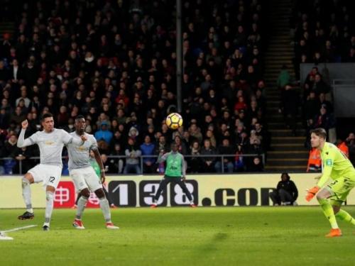 Manchester United velikim preokretom do pobjede nad Crystal Palaceom
