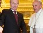 Papa i Putin za mir u Ukrajini