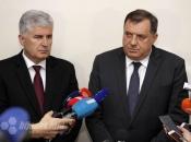 Čović i Dodik u Mostaru: Problem je u Bošnjacima