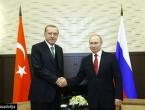 Erdogan-Putin: Prilika za političko rješenje u Siriji ne smije biti upropaštena