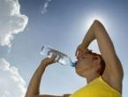 Izdano narančasto upozorenje: Temperature idu preko 40°C
