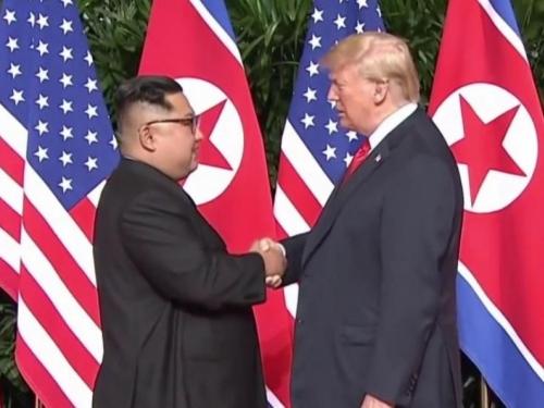Trump: Potpisali smo vrlo važan dokument, Kim: Svijet će vidjeti veliku promjenu