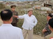 Kim Jong-un cijelom jednom naselju provjerava rukopis zbog spornog grafita