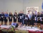 FOTO/VIDEO: U Prozoru održana promocija novog albuma Etno skupine Čuvarice