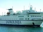 Sudarili se trajekt i brodica: Zapovjednik trajekta trubio, no nitko iz brodice nije reagirao