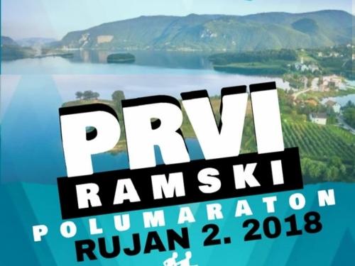 Na ''1. Ramski polumaraton'' do sad prijavljeno 150 trkača