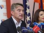 Komšić: Čović od nas nikada neće dobiti potporu za treću izbornu jedinicu