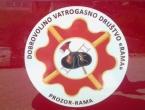 Ramski vatrogasci jučer imali pune ruke posla