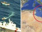Potonuo brod s 700 imigranata