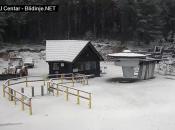 VIDEO: Na Blidinju pada snijeg