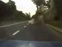 VIDEO: Izbjegao granatu za par metara