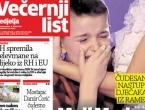 Večernji list: Mali Marko iz Rame rasplakao cijelu regiju