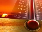 Narančasti meteoalarm za cijelu BiH 9. i 10. kolovoza