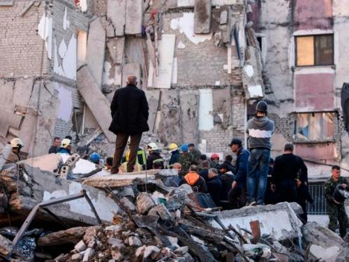Još jedan snažniji potres u Albaniji, osjetio se i u BiH