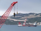 Zabijeno svih 148 stubova za Pelješki most