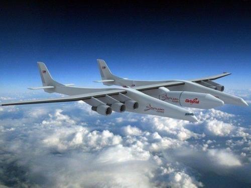 Video: Najveći zrakoplov uspješno završio prvi let