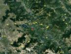 Zemljotres u blizini Prozora uznemirio građane