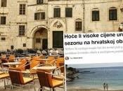 Bh. novinar o hrvatskom turizmu: Bezobrazno. Neću biti stara vreća za nabijanje