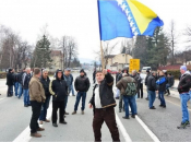 Demobiliziani branitelji nakratko blokirali cestu Bugojno-Donji Vakuf