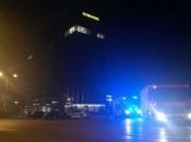 Ispaljena zolja na zgradu Euroherca