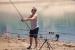 FOTO/VIDEO: 4. kolo natjecanja u lovu na šarana i amura na Ramskom jezeru