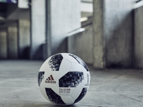 Tehnološki najnaprednija nogometna lopta za SP u Rusiji