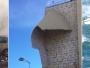 Najjača bura u zadnjih deset godina srušila fasadu sa zgrade!