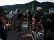 VIDEO: Specijalci deblokirali prometnicu u Mostaru